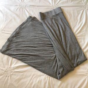 LC Grey Maxi Skirt